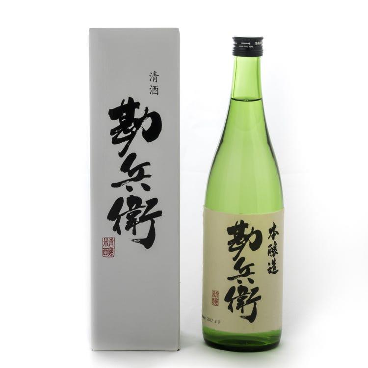 清酒 勘兵卫 本酿造(日本酒)