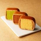 Castilla Maki(sponge cake wrapped in pancake-like bread)