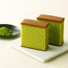 抹茶長崎蛋糕