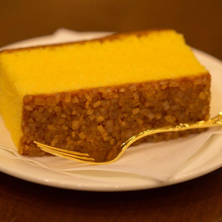 Hand Made Castilla (sponge cake)