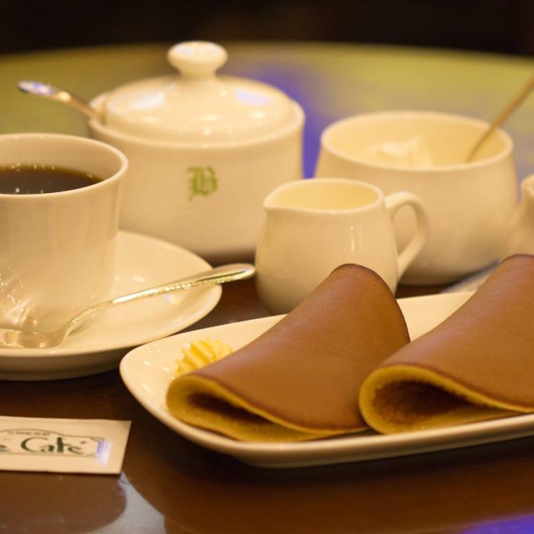 Pastel (Japanese pancakes)