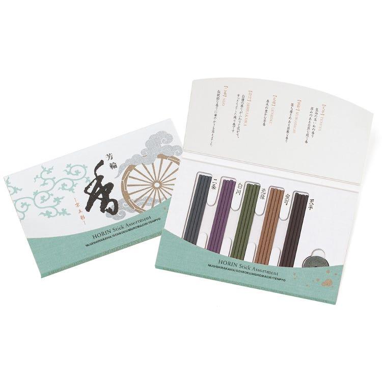 호린 / 경오채(京五彩)<br /> 천연 향료의 심오하고 다채로운 세계를 다섯 가지 향에 담아냈습니다.