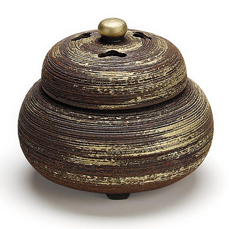 Incense Burner Nanban Style<br /> A beautiful incense burner, for your incense enjoyment.