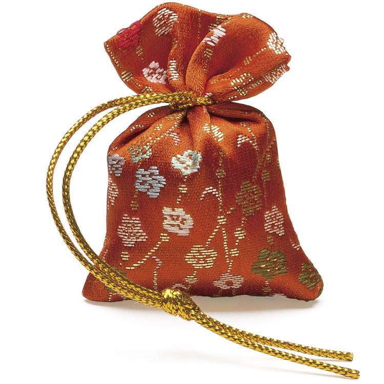 誰が袖 みやこ(大) 1個入<br /> 華やかな香りでやさしい残り香が漂う匂い袋です。