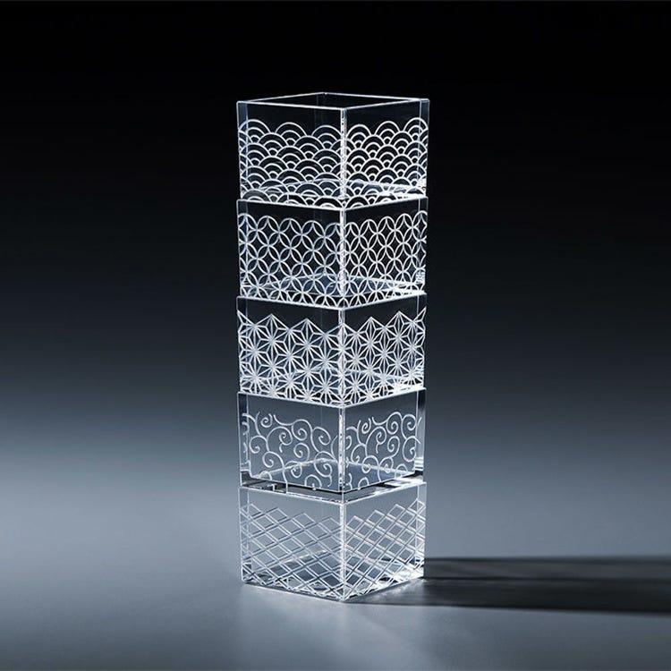 Acrylic Measuring Cup Set