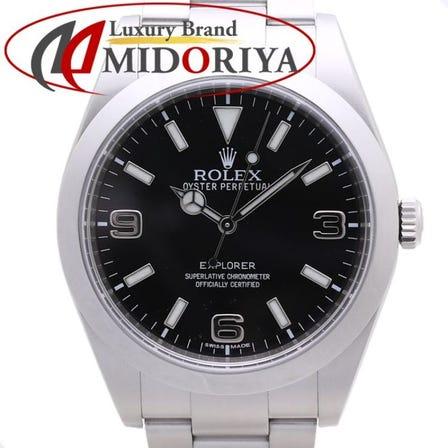 ROLEX 214270 Explorer 1 Men's Auto Watch