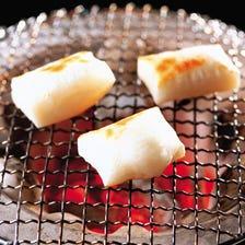 銘水餅白 (新潟産こがねもち米100%使用)