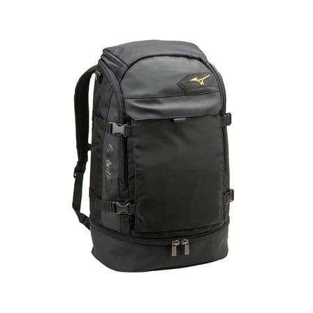 GEバックパック / 40リットル シューズの収納も可能な大容量バッグパック  #mizuno #backpack #bag #team_bag