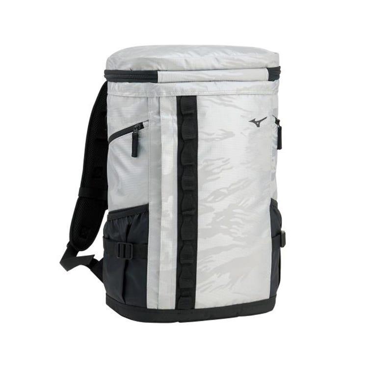 BACKPACK / 30 liters 캐주얼에도 사용할 타포린 재질의 가방 팩  #mizuno #backpack #bag #team_bag