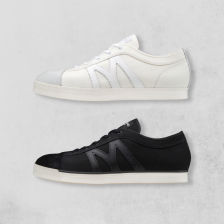 MIZUNO SCHOOL TRAINER Nostalgic sneakers inspired by student shoes that MIZUNO released in the 70s and 80s.  #mizuno #sneaker #unisex #student_shoes