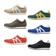 MIZUNO MR1 / 運動鞋 重印的模型具有出色的合身性和輕巧性。  #mizuno #sneakers #sports_shoes #unisex #m_line #made_in_japan