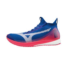 WAVE DUEL NEO / ATHLETICS SHOES Athletic track shoes equipped with MIZUNO ENERZY and MIZUNO WAVE that are light and have excellent resilience. A high-speed model that pursues lightness.  #mizuno #athletics_shoes #WAVE_DUEL_NEO #MIZUNO_ENERZY