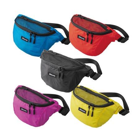 SLING BAG 不僅用於日常使用,而且還用於戶外和旅行場景。 推薦與5種色彩搭配使用。  #mizuno #sling_bag #bag  #unisex