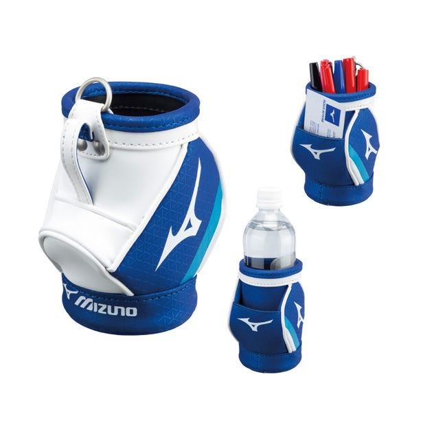 TOURペンキャディ ペンケースや小物入れ・ドリンクホルダーに。 プレゼントにもおすすめです。  #mizuno #mizuno_golf #pen_stand #drink_holder #miniature
