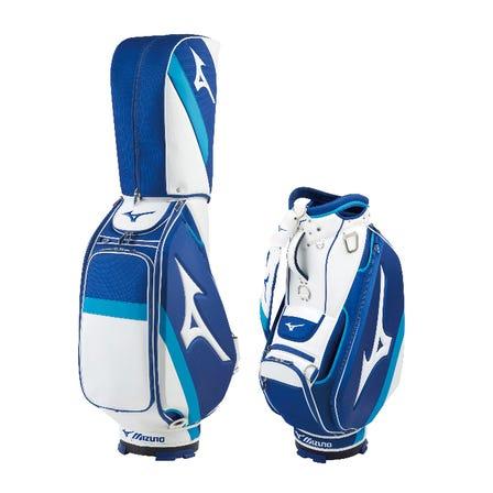 TOUR STAFFキャディバッグ 2020AW新製品!グローバル契約プロ使用モデル。  #mizuno #mizuno_golf #caddie_bag