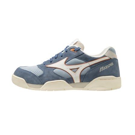 "COURT SELECT / SNEAKERS 1990 년대에 해외 한정으로 전개되고 있던 배구 신발 ""COURT SELECT""를 현대에 복각.  #mizuno #court_select #unisex"