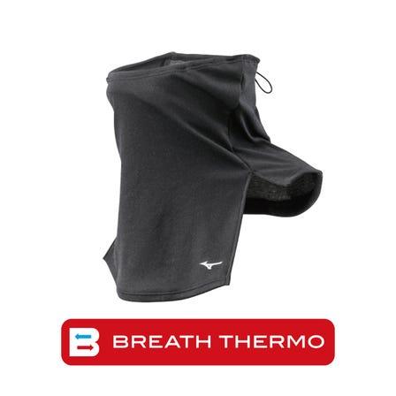 FACE GUARD 面罩也可以用作护颈器。 *本产品不能防止感染(入侵)。请使用它作为咳嗽礼节,以软化咳嗽或挤压时飞沫的散布。  #mizuno #face_guard #neck_warmer #BREATH_THERMO #unisex