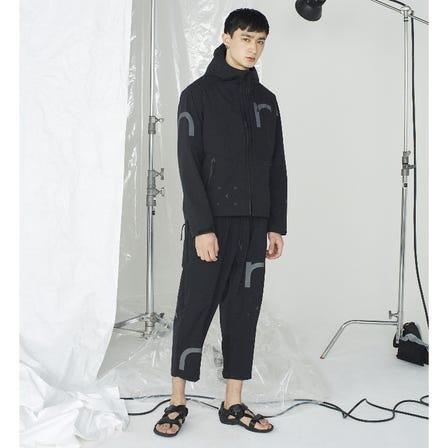 rhrn JACKET & PANTS rhrn系列中的第四個。美津濃運動風格旗艦車型。易於使用的夾克和褲子帶有多個口袋。  #mizuno #rhrn #sports_style #for_men