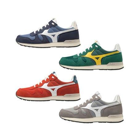 MIZUNO ML87 / スニーカー アッパーを一新。 オリジナルを忠実に再現した新生ML87に新色登場!  #mizuno #sneakers #sports_shoes #unisex #ml87 #reprint #new_color