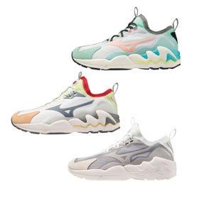 WAVE RIDER 1 β / SNEAKERS 作为WAVE RIDER 1的现代更新推出的运动鞋!  #mizuno #wave_rider #wabe_rider_1b #unisex #sneakers