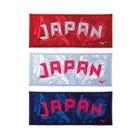 JAPAN TOWEL 具有日本徽标的今治洗脸毛巾。 (日本制造)  #mizuno #mizunotokyo #towel #Japan #imabari #imabari_towel #made_in_japan #souvenir