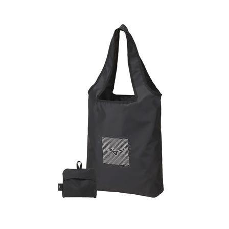 ポケッタブルエコバッグ 折りたたんでコンパクトに収納できるエコバッグです。  #mizuno #pocketable #tote_bag #eco_bag