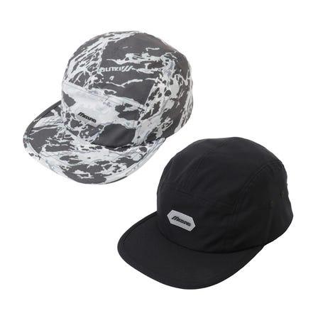 CAP 由具有优异防水性的材料制成的帽子。  #mizuno #cap #unisex
