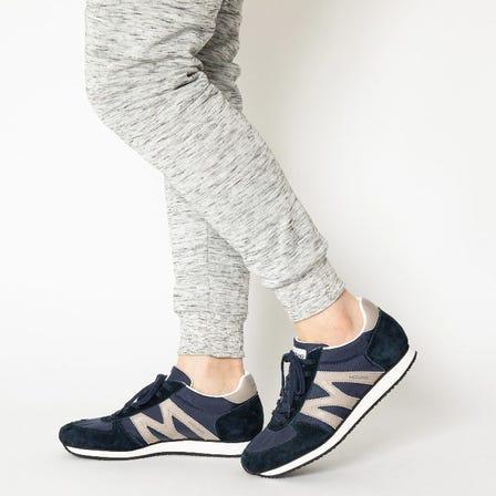 MIZUNO MR1 / SNEAKERS 日本製造的經典運動鞋,靈感來自 70 年代和 80 年代的跑鞋。  #mizuno #MR1 #Made_in_Japan #MLC #sneakers #unisex #shoes