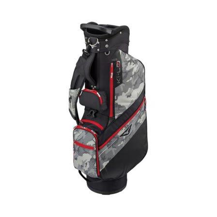 K1-L0カートバッグ 一个仅重约 1.8 公斤的手推车包。  #mizuno #mizuno_golf #caddie_bag