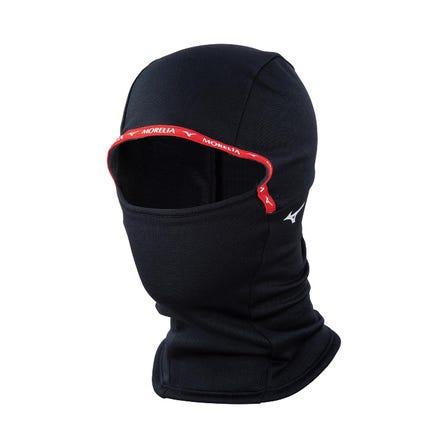 MORELIA NECK WARMER Breath thermo material, 2WAY type of neck warmer and face guard.  #MIZUNO #MORELIA #neck_warmer #uisex