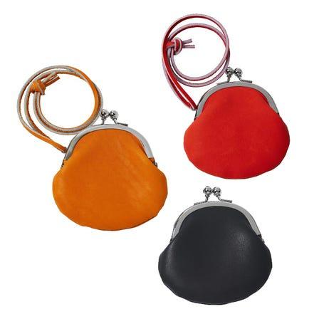 グラブ革がま口財布 規格外で野球グラブに使われなくなった革を使用したがま口財布。 グラブと同様、使い込むと手に馴染み、味わいが出てきます。  #mizuno #baseball #miniature_glove #souvenir #wallet
