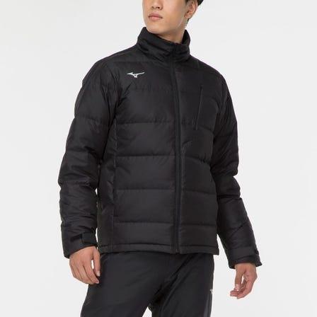 SHORT DOWN COAT Short down coat with water repellent function.  #mizuno #down_coat #short #unisex