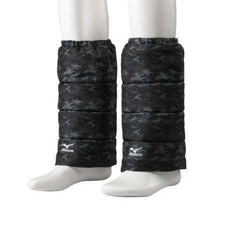 レッグウォーマー 裏地に保温素材を採用した、洗濯可能なレッグウォーマー。  #mizuno #leg_warmers #unisex