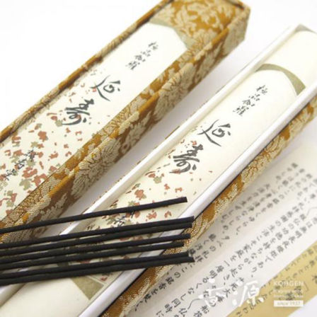 Japanese Incense, Seijudo Incense sticks, Gokuhin Kyara Enju, 30 sticks, Japanese fragrance, aroma