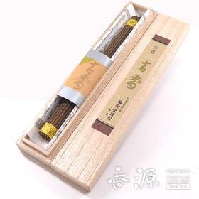 Japanese Incense, Baieido incense sticks, Kyara Kokoh, one roll, Japanese fragrance, aroma  Kyara Kokoh is the highest quality Kyara blend incense of Baieido maker.