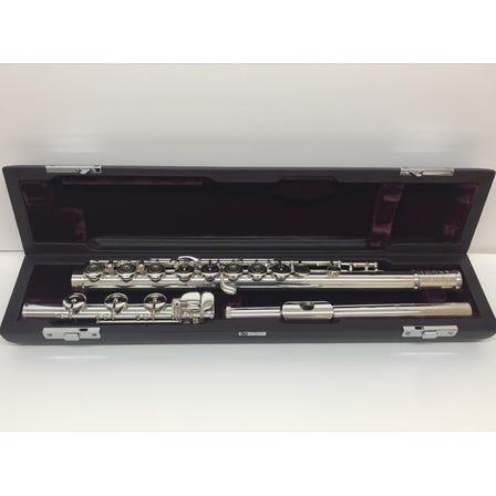 長笛/村松長笛 DSRHE(日本製) 日本代表性長笛製造商所生產的全銀製長笛