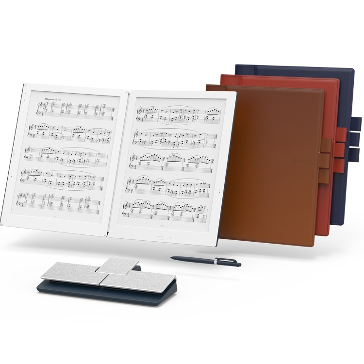GVIDO:Exclusive Device for Digital Music Score (made in Japan)