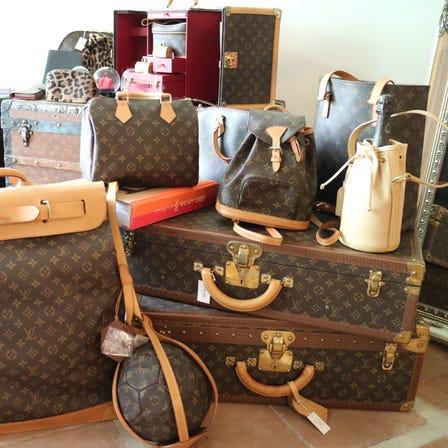 Vuitton怀旧商品