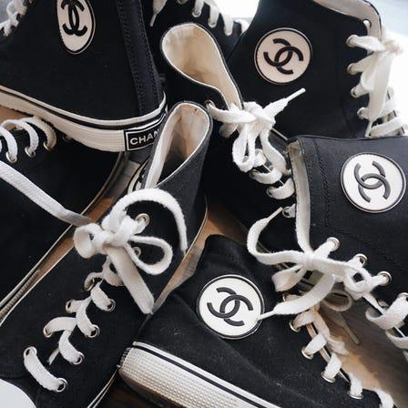 빈티지 신발