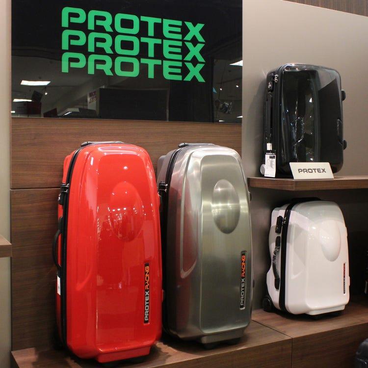 PROTEX「Racing系列」/專業車手旅行箱