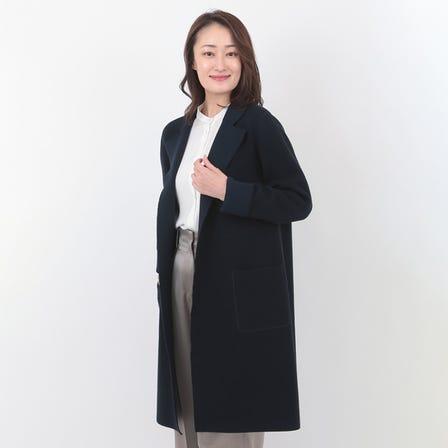 量身定制的羊毛针织外套