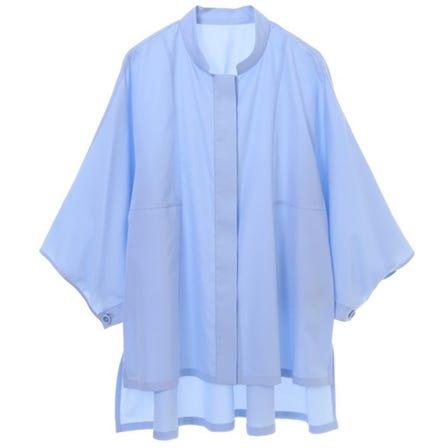 大廓形闊型襯衫
