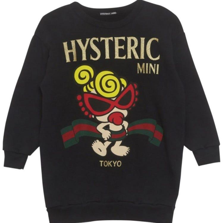 STANDARD MARK HYSTERIC MINI TOKYO BIGトレーナー