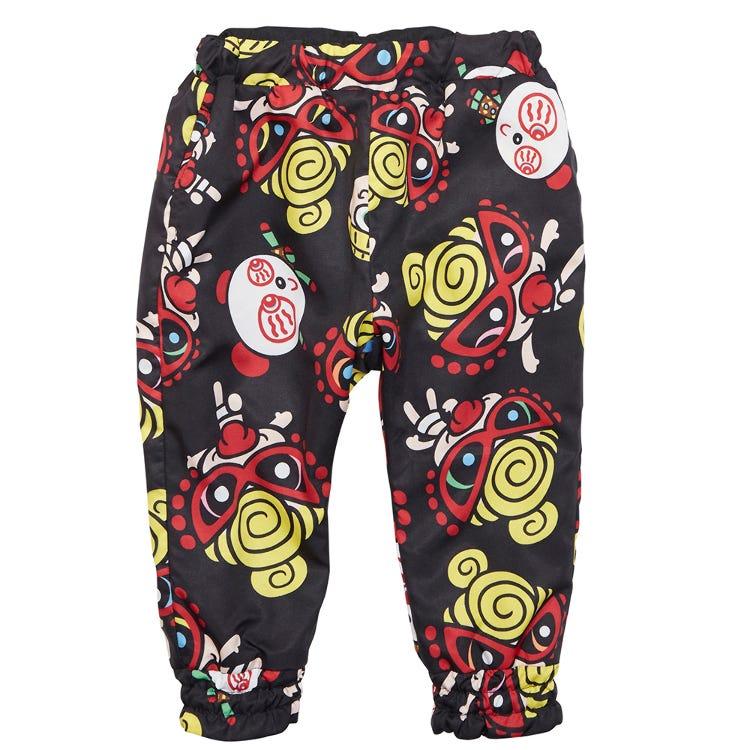 SUPER POP MATE Full-Patterned Pants