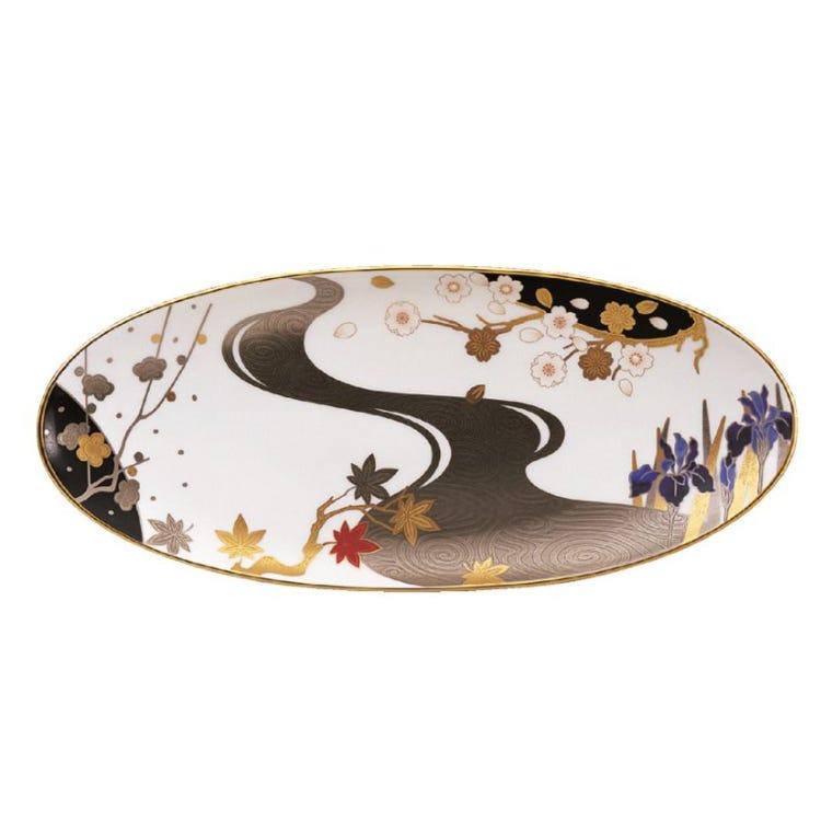 AYAMINAMO 41cm Party Plate