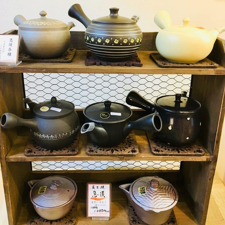 【茶壺、茶具】精選可沖泡出美味好茶的茶具
