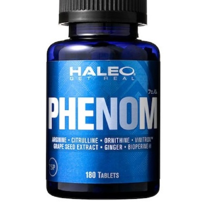 HALEO(ハレオ) PHENOM(フェノム) 180 TABLETS