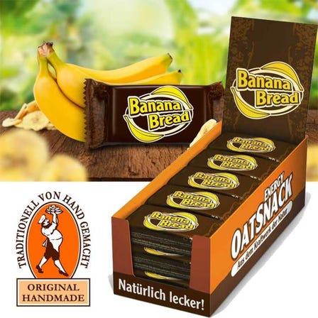 エナジーオーツスナック バナナブレッド / チェリーココナッツ / チョコ / アップルシナモン