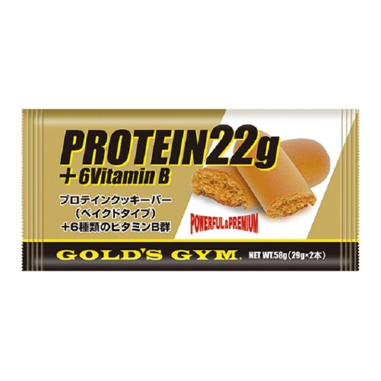 GOLD'S GYM Protein Bar