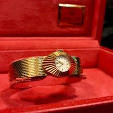 勞力士 18KG 變色龍 手動上鏈腕錶 1960年代